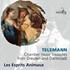 アンサンブル「レゼスプリ・アニモ」の新録音は世界初録音3曲を含むテレマンのドレスデンとダルムシュタット時代の知られざる作品集