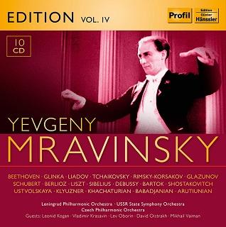 Profilムラヴィンスキー・シリーズ第4弾