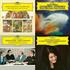 DG LP銘盤~カラヤンのR=コルサコフ&オッフェンバック、フリッチャイの三重協奏曲、アルゲリッチのバッハ