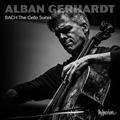 ドイツ・チェロ界の新皇帝アルバン・ゲルハルト!ついにバッハ無伴奏全曲を録音!
