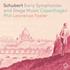 ローレンス・フォスター率いるコペンハーゲン・フィルがシューベルトの初期交響曲と劇付随音楽を録音!(2枚組SACDハイブリッド)
