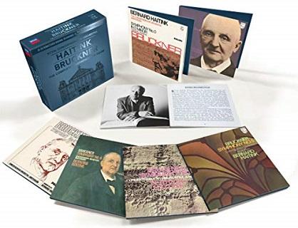 ハイティンクのブルックナー交響曲全集