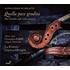 ヒロ・クロサキ参加!古楽アンサンブル「ラ・リティラータ」第7弾はアレッサンドロ・スカルラッティのリコーダーとヴァイオリンのカンタータ集