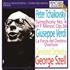 """セル&クリーヴランドのチャイコフスキー第4&""""運命の力""""序曲、ステレオ・ライヴ!"""
