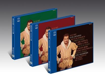 クレンペラーのモーツァルト:ドン・ジョヴァンニ全曲