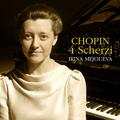 新レーベル「BIJIN CLASSICAL」第1弾!イリーナ・メジューエワ/ショパン:スケルツォ集