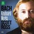 スコット・ロス没後30年記念!初CD化音源含む、J.S.バッハ:鍵盤楽器作品録音集(11枚組)