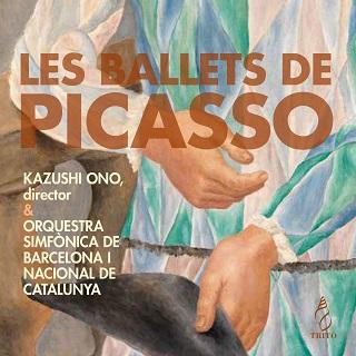 大野和士&バルセロナ響「ピカソのバレエ」