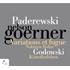 """ネルソン・ゲルナー~パデレフスキ""""変奏曲とフーガ""""&ゴドフスキー""""J.シュトラウスの主題による交響的変容第1番「芸術家の生涯」"""""""