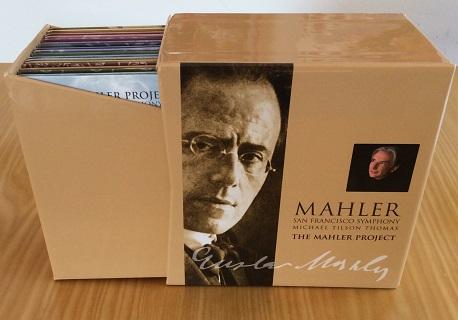 T=トーマス&SFSOのマーラー交響曲全集
