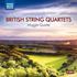 マッジーニ弦楽四重奏団によるイギリスの弦楽四重奏曲集(20枚組)