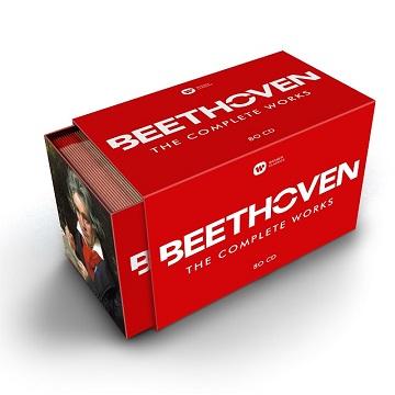 ベートーヴェン作品全集2020