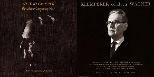 クレンペラーのブルックナー、ワーグナー