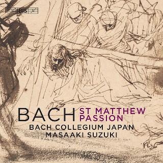 鈴木雅明&BCJのバッハ:マタイ受難曲