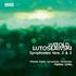 リントゥ&フィンランド放送響~ルトスワフスキ:交響曲第2番&第3番(SACDハイブリッド)