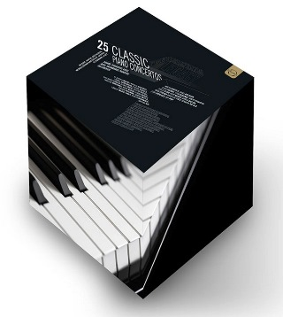ピアノ・コンチェルト25