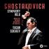 ソヒエフ話題の新録音、ショスタコーヴィチ/交響曲第8番がSACDハイブリッドで再登場!