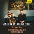 ゲーベル&ベルリン・バロック・ゾリステンの新録音はベンヤミン・アップルを迎えて世界初録音を含むバッハ一族のカンタータ集!