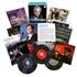 現代ヴァイオリン界の名手パールマン75歳記念!『RCA&コロンビア録音全集』(18枚組)