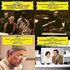ドイツ・グラモフォンLP銘盤4タイトル~カラヤンの三重協奏曲、グルダのモーツァルト2種、ピリス&アバドのモーツァルト