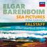 ガランチャを起用、バレンボイムにとって40年ぶりの再録音エルガー:《海の絵》&交響的習作《ファルスタッフ》