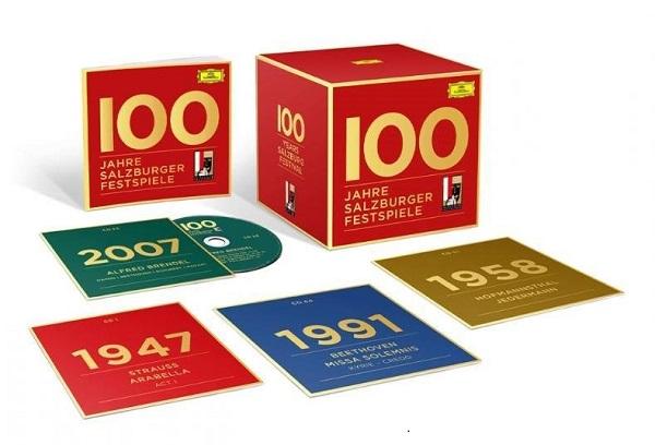 ザルツブルク音楽祭100周年BOX
