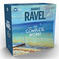 ワーナーの名盤を結集した『ラヴェル作品全集』作曲者自演、監修録音も収録!(21枚組)