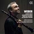 クラリネット奏者&指揮者そして作曲家として活躍するイェルク・ヴィトマンによるウェーバー:クラリネット作品集!