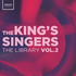 キングズ・シンガーズ新録音!ミニ・アルバム・シリーズ『ライブラリー Vol.2』