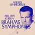 フィリップ・ジョルダン&ウィーン交響楽団~ブラームス/交響曲全集(4枚組)