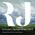 ヤーコプス&ビー・ロック・オーケストラのシューベルト第2弾は交響曲第2&3番(SACDハイブリッド)