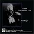 スイスの名チェリスト、ポール・ブルジェが奏でるバッハ無伴奏組曲第2&4番