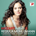 モーツァルト歌手として引っ張りだこのレグラ・ミューレマンによるモーツァルト・アリア集第2弾!