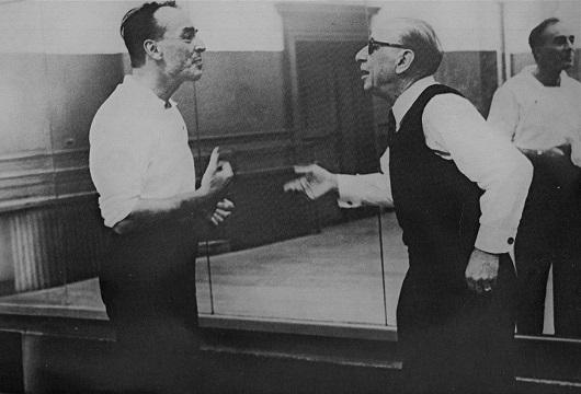 バランシンとストラヴィンスキー