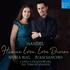 ヌリア・リアルの最新録音はテノールのフアン・サンチョと、ヘンデルの二重唱&アリア集!『ヘンデル~人間の愛、愛の神』