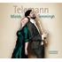シュテファン・テミング&ドロテー・ミールズ~テレマン:ソプラノとリコーダーのための作品集