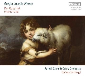 ヴェルナー:オラトリオ《善き羊飼い》