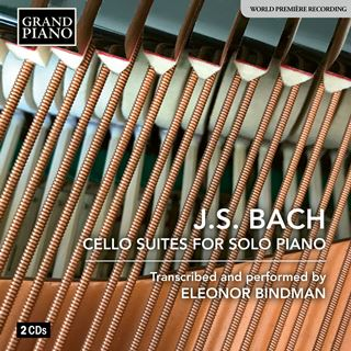 J.S.バッハ(ビンドマン編曲):無伴奏チェロ組曲全曲