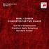 ゲーベル&フランクフルト放送、タール&グロートホイゼン~エーベルル、ドゥシェク:2台のピアノのための協奏曲、他【ベートーヴェンの世界[4]】