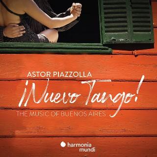 ピアソラ~ Nuevo Tango !ブエノスアイレスの音楽