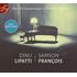 リパッティとフランソワ~ルフェビュールの二人の弟子の貴重な初出演奏、インタビューを含む録音集