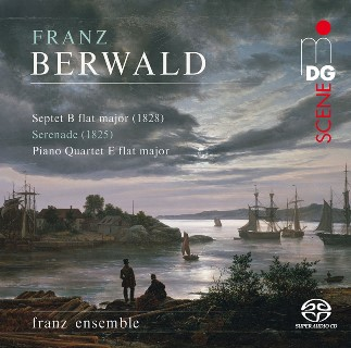 フランツ・ベルワルド:室内楽作品集