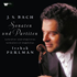 パールマン/バッハ:無伴奏ヴァイオリンのためのソナタとパルティータ(アナログLP盤3枚組)