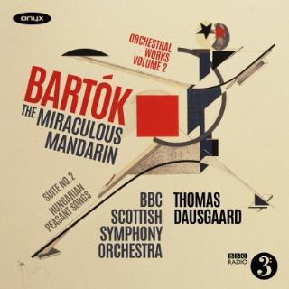 バルトーク:管弦楽作品集 Vol.2