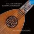 アルテマンドリンの新録音『イタリア・バロック・マンドリン・ソナタ集』~世界初録音も含むマンドリンのためのバロック音楽集!