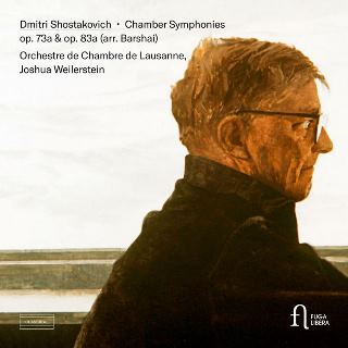 ショスタコーヴィチ(バルシャイ編曲):室内交響曲Op.73a&Op.83a