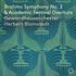 ブロムシュテット&ゲヴァントハウス管によるブラームスの交響曲第2番&大学祝典序曲!