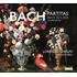 ロレンツォ・ギエルミの新録音!J.S.バッハ:6つのパルティータ BWV825-830(2枚組)
