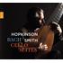 ホプキンソン・スミスの名盤テオルボ&リュート版J.S.バッハ:無伴奏チェロ組曲全曲が待望の再発売!(2枚組)