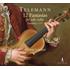 グナール・レツボールのソロ新録音!テレマン:無伴奏ヴァイオリンのための12の幻想曲